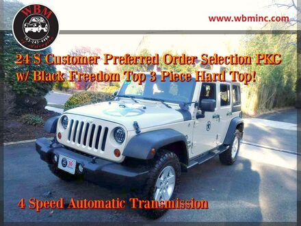 2011_Jeep_Wrangler Unlimited_Sport_ Arlington VA