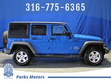 2011_Jeep_Wrangler_Unlimited Sport_ Wichita KS