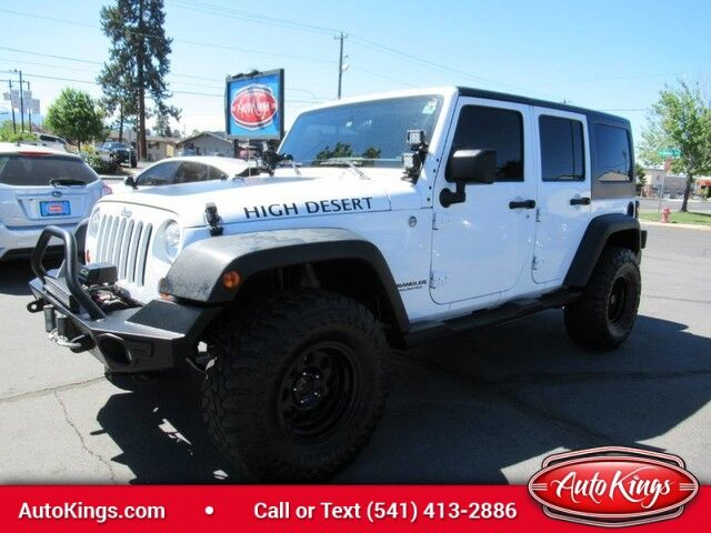 2011 Jeep Wrangler Unlimited Sport Bend OR