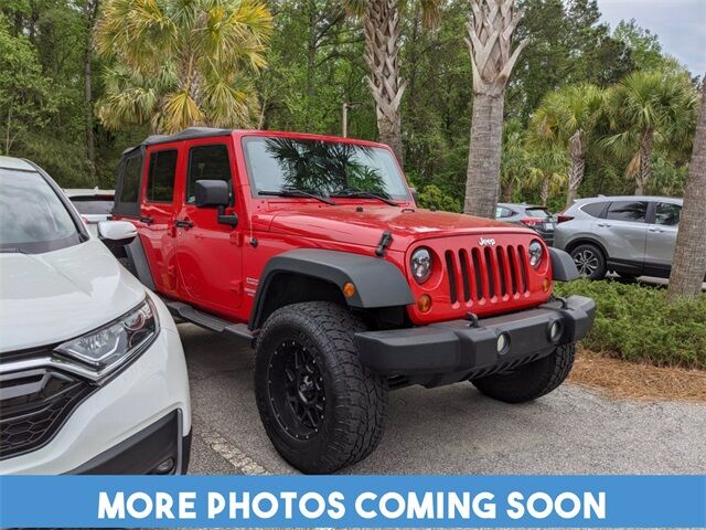 2011 Jeep Wrangler Unlimited Sport Bluffton SC