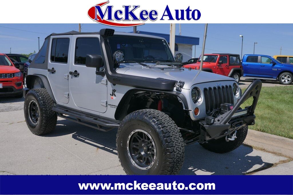 2011 Jeep Wrangler Unlimited Sport Des Moines IA