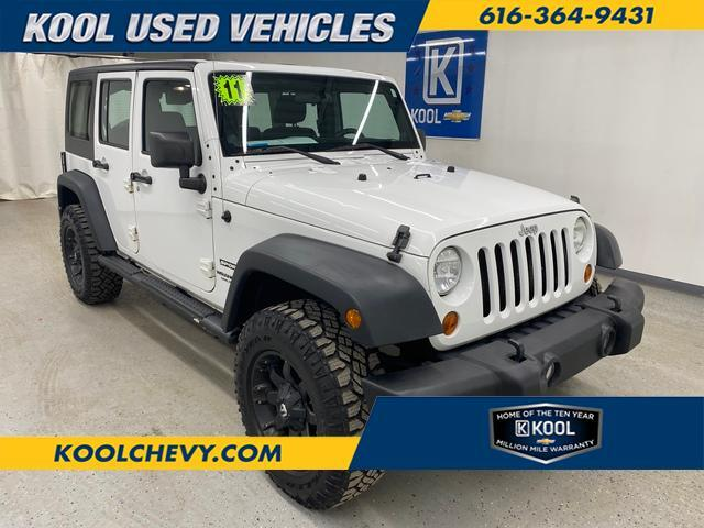 2011 Jeep Wrangler Unlimited Sport Grand Rapids MI