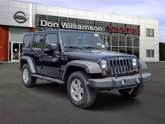2011 Jeep Wrangler Unlimited Sport Jacksonville NC