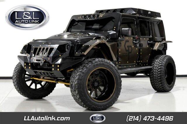 2011 Jeep Wrangler Unlimited Sport Lewisville TX