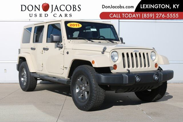2011 Jeep Wrangler Unlimited Sport Lexington KY