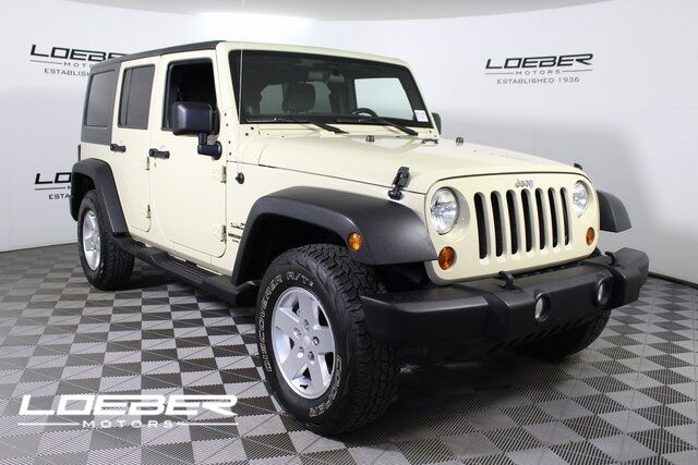 2011 Jeep Wrangler Unlimited Sport Lincolnwood IL