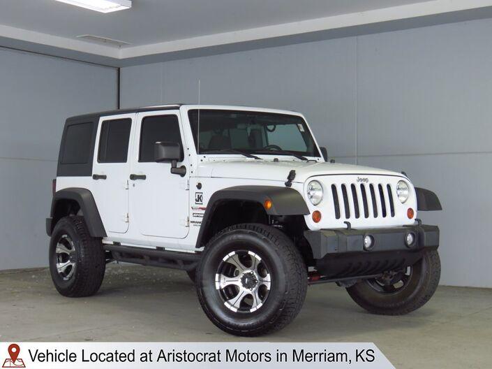 2011 Jeep Wrangler Unlimited Sport Merriam KS