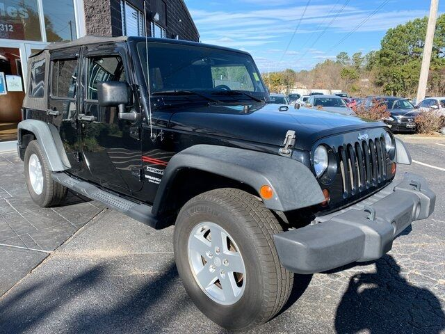 2011 Jeep Wrangler Unlimited Sport Raleigh NC