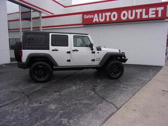 2011_Jeep_Wrangler Unlimited_Sport_ Richmond KY