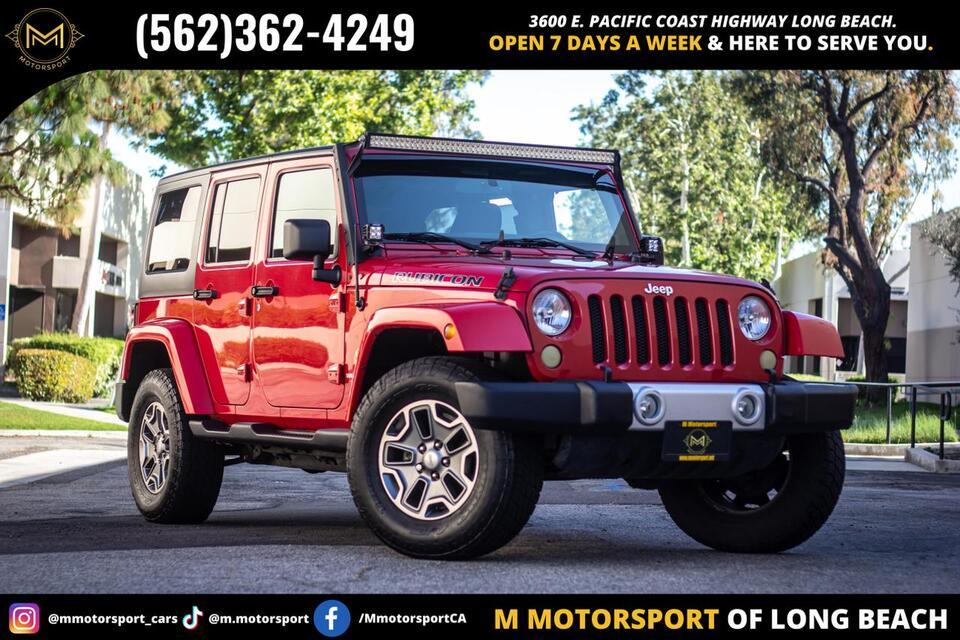 2011_Jeep_Wrangler_Unlimited Sport SUV 4D_ Long Beach CA