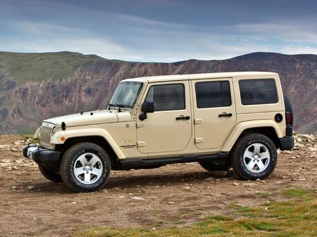 2011_Jeep_Wrangler_Unlimited Sport_ Salisbury MD