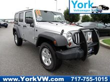 2011_Jeep_Wrangler Unlimited_Sport_ York PA