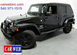 2011 Jeep Wrangler Unlimited Unlimited Sahara 4WD