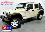 2011 Jeep Wrangler Unlimited Unlimited Sport 4WD