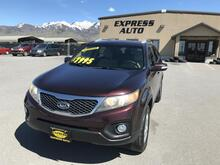 2011_KIA_Sorento_LX_ North Logan UT