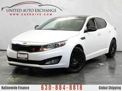 2011_Kia_Optima_2.0 Turbo Engine FWD EX w/ Sunroof, Rear View Camera, Bluetooth_ Addison IL