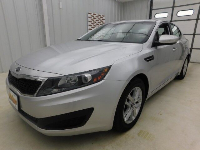 2011 Kia Optima 4dr Sdn 2.4L Auto LX Manhattan KS