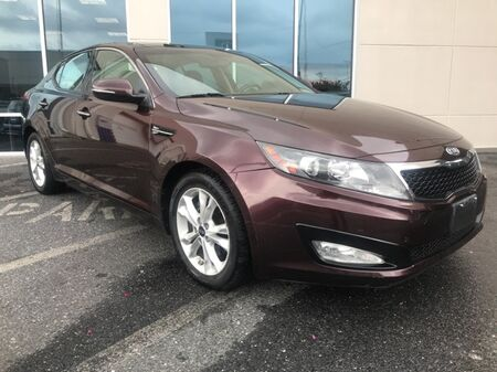 2011_Kia_Optima_EX ** NAVI & SUNROOF ** GUARANTEED FINANCING **_ Salisbury MD