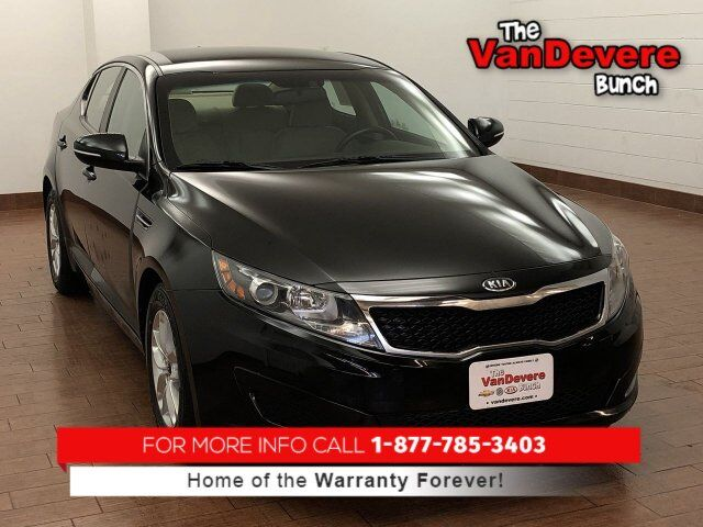 2011 Kia Optima LX Akron OH