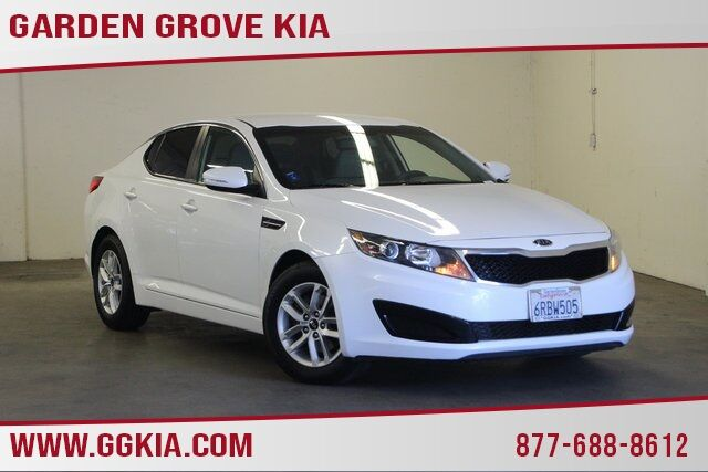 2011 Kia Optima LX Garden Grove CA