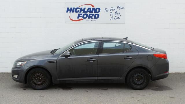 2011 Kia Optima LX Sault Sainte Marie ON