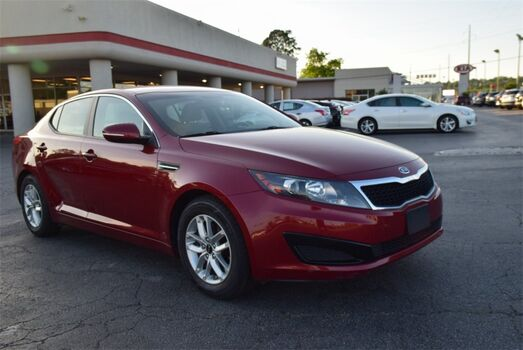 2011_Kia_Optima_LX_ Aiken SC