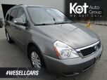 2011 Kia SEDONA LX! 7 PASSENGER! 1 OWNER! LOCALLY OWNED! BRAND NEW TIRES! FULLY INSPECTED!
