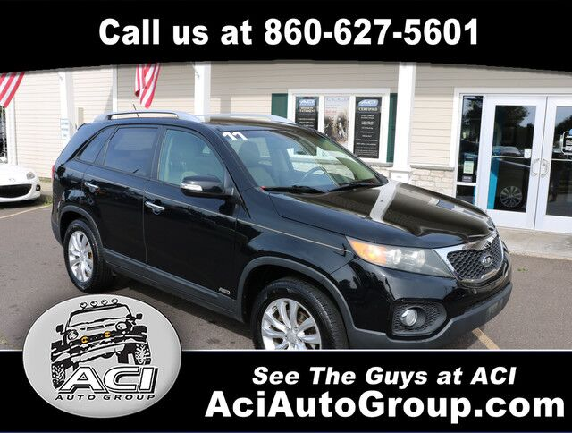 2011 Kia Sorento EX East Windsor CT