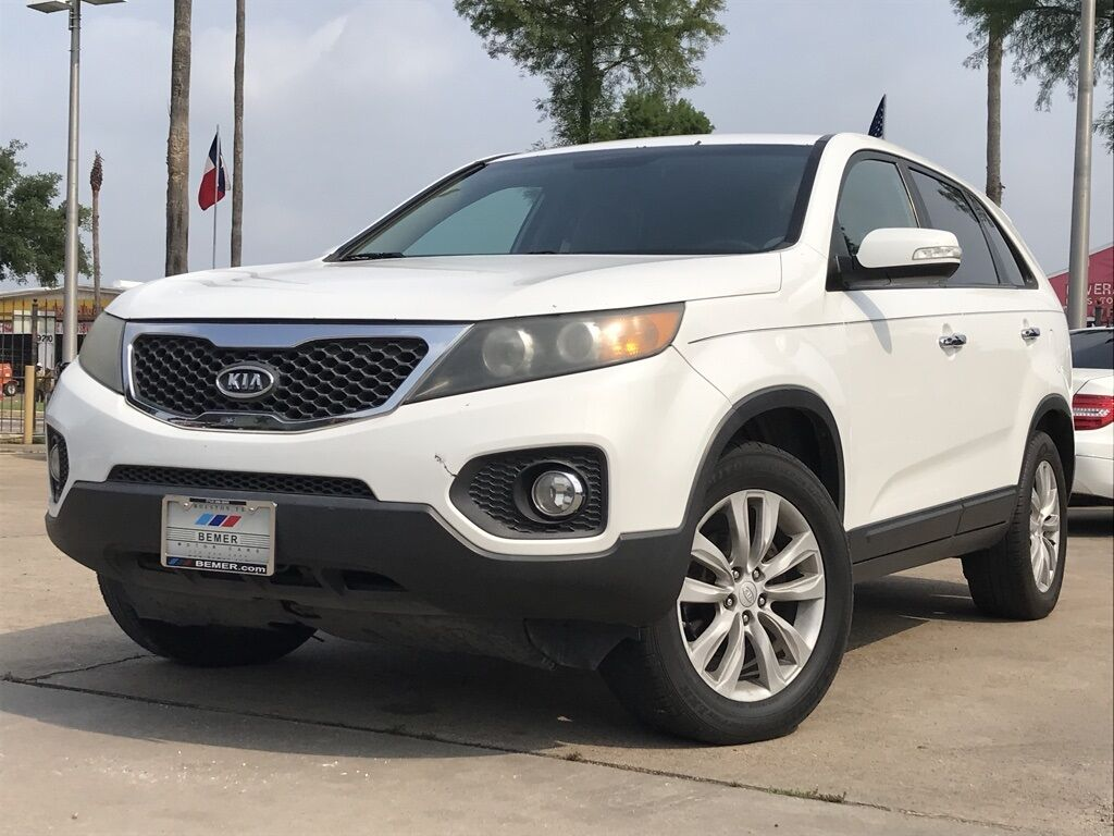 2011_Kia_Sorento_EX_ Houston TX