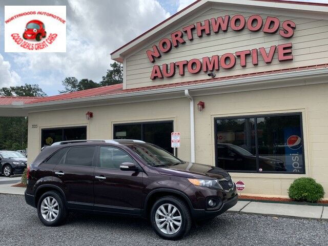 2011 Kia Sorento EX North Charleston SC