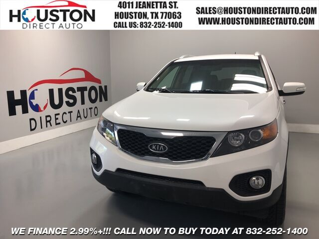 2011 Kia Sorento EX Houston TX