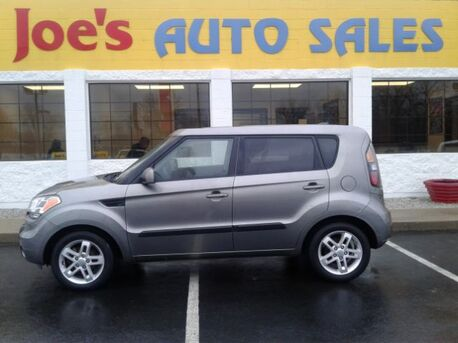 2011_Kia_Soul_+_ Indianapolis IN