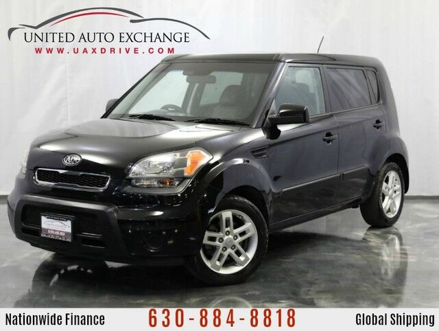 2011 Kia Soul 2.0L Engine **MANUAL TRANS HATCHBACK** FWD w/ Bluetooth Connectivity, USB & AUX Input, SIRIUS XM Equipped Addison IL