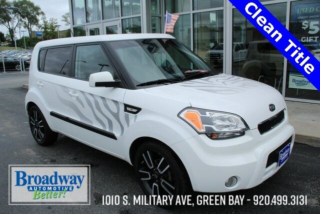 2011 Kia Soul Plus Green Bay WI