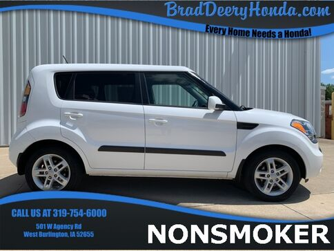 2011_Kia_Soul_Plus_ West Burlington IA