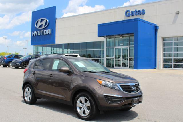 2011 Kia Sportage AWD 4dr LX Richmond KY