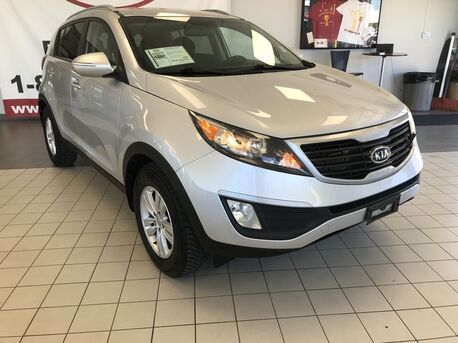 2011_Kia_Sportage_LX FWD 2.4L *BLUETOOTH/HEATED CLOTH FRONT SEATS/CRUISE CONTROL*_ Edmonton AB