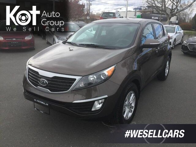 2011 Kia Sportage LX Manual, No Accidents! Kelowna BC