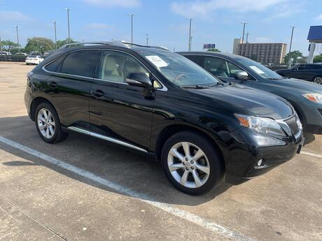 2011 LEXUS RX 350  Houston TX