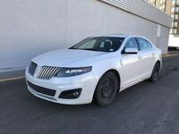 2011 LINCOLN MKS 3.5L EcoBoost-HEAT/COOL LEATHER-CAMERA