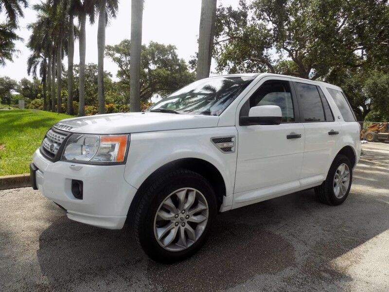 2011 Land Rover LR2 Base Hollywood FL