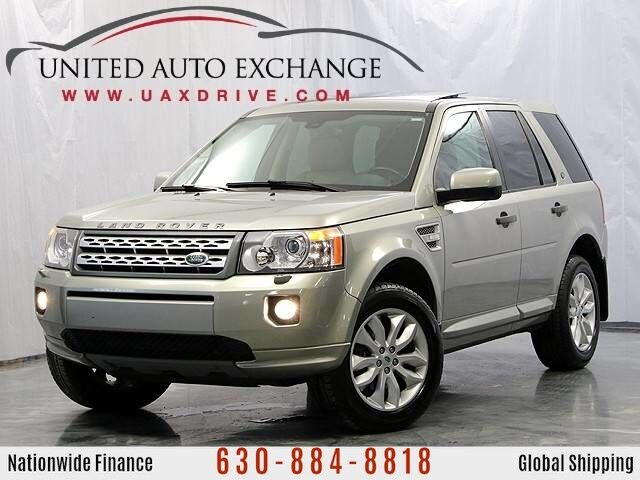 2011 Land Rover LR2 HSE LUX AWD Addison IL