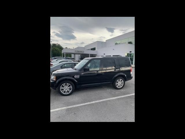2011 Land Rover LR4 HSE LUX Chattanooga TN