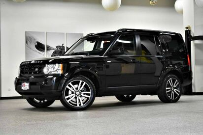 2011_Land Rover_LR4_HSE Metropolis Black LE_ Boston MA