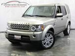 2011 Land Rover LR4 LUX / 5.0L V8 Engine / AWD / Navigation / Sunroof / Bluetooth /