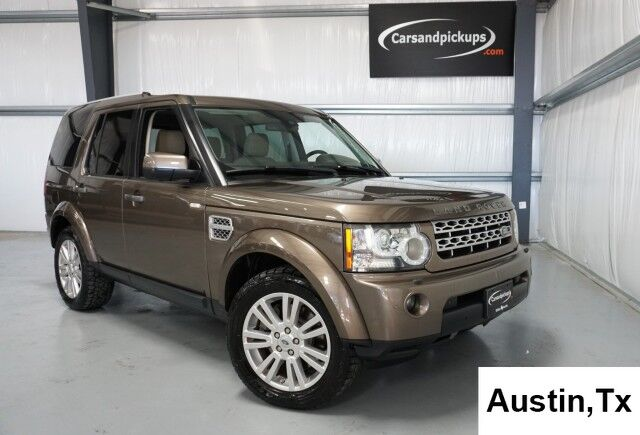 Used Land Rover Lr4 Addison Tx