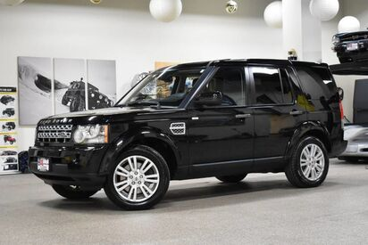 2011_Land Rover_LR4_LUX_ Boston MA