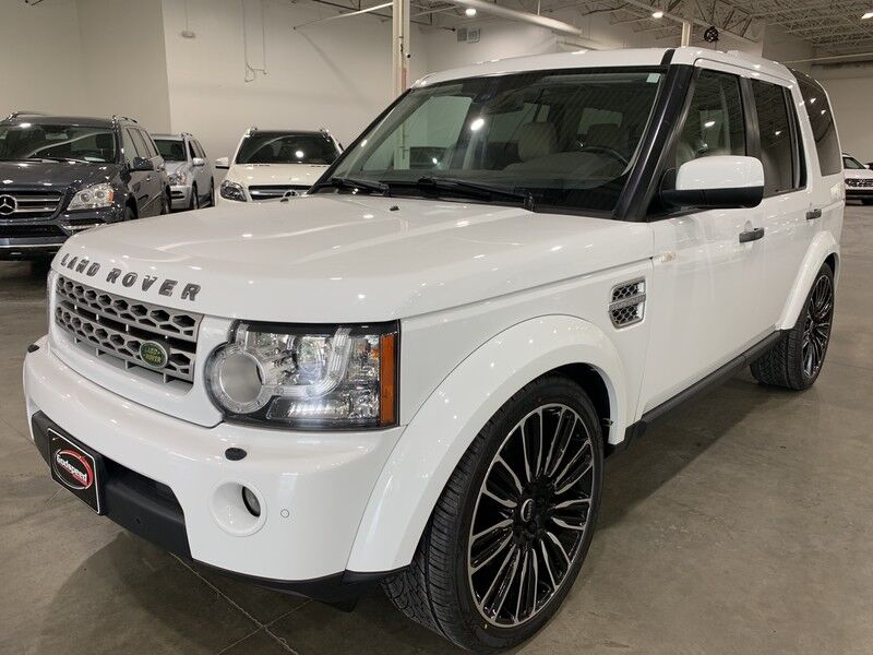 2011_Land Rover_LR4_LUX_ Charlotte NC