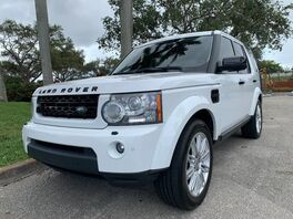 2011_Land Rover_LR4_V8_ Hollywood FL