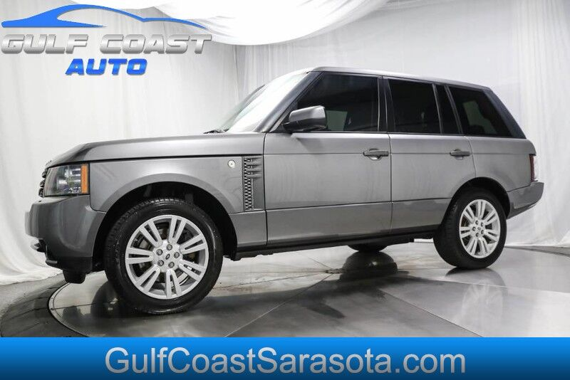 Range Rover 3rd Row >> 2011 Land Rover Range Rover Hse Lux Leather Navigation Sunroof 3rd Row